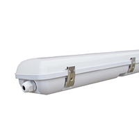 ESR 5Ft Twin LED EMERGENCY Non-Corrosive Fitting