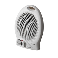 Warmlite 2kW Upright Fan Heater