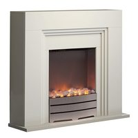 Warmlite York Fireplace Suite
