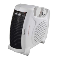 Warmlite 2kW Fan Heater (2019 Model)
