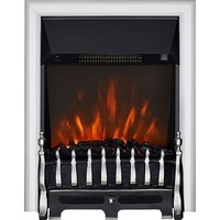 Focal Point Blenheim Electric Fire  (Option: Chrome Effect)