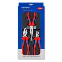 Knipex  3 Piece Assembly Set