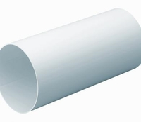 Domus 2m Rigid Round Duct Pipe