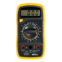 Sealey 8 Function Digital Multimeter - Yellow
