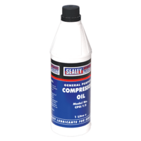 Sealey Compressor Oil 1L