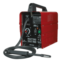 Sealey 100A 230V No-Gas Mig Welder