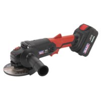 Sealey 20V Cordless Angle Grinder - Body Only