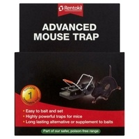 Rentokil Advanced Reusable Mouse Trap