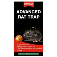 Rentokil Advanced Reusable Rat Trap