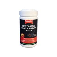 Rentokil Pest Control Hand & Surface Wipes