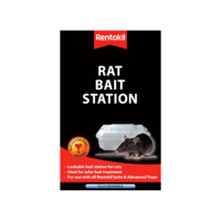 Rentokil Rat Bait Station