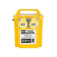 Defender 3kVA 110V Portable Transformer