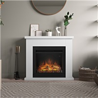 Tagu Frode Electric Fireplace