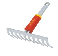 Wolf Garten Multi-Change Soil Rake 30cm (2019 Model)