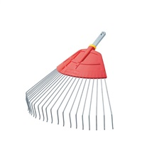 Wolf Garten Multi-Change Lawn Rake 50cm (2019 Model)