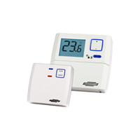 Timeguard Wireless Digital Room Thermostat with Night Set Back (2019 Model)