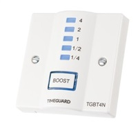 Timeguard Boostmaster 4 Hour Electronic Boost Timer (2019 Model)