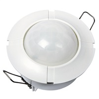 Timeguard 360° Flush Mount Ceiling PIR Detector (2019 Model)