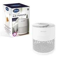 Silent Night Air Purifier with Night Light