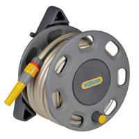 Hozelock Wall Mounted Reel with Hose