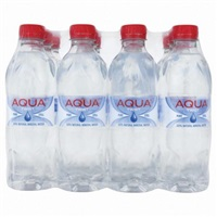 Aqua Twist 100% Natural Spring Water - 12 x 500ml