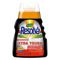 Resolva Xtra Tough Super Strength 1L Concentrate UK ONLY