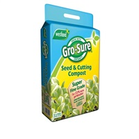 Gro-Sure Seed & Cutting Compost Pouch - 10L