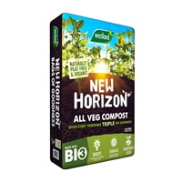 New Horizon Vegetable Growing Compost - 50L