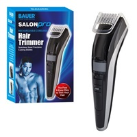 Bauer Rechargeable Hair Trimmer (38770)