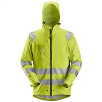 Snickers High-Vis Rain Jacket PU