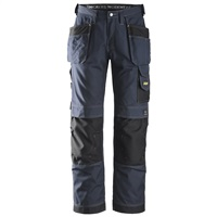 Snickers Craftsman Holster Pocket Trousers Rip-Stop