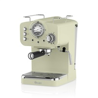 Swan Pump Espresso Coffee Machine - Green