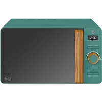 Swan 20L Nordic Digital Microwave - Green