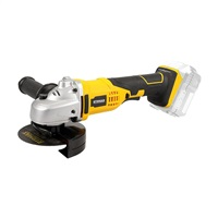 RTRMax 18V Cordless Angle Grinder with 4Ah Battery