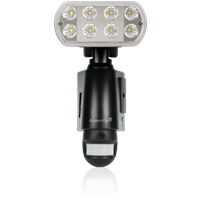 ESP Guardcam LED CCTV Camera Recording Floodlight with PIR