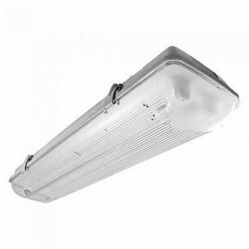 Eterna Twin T8 58W 240V Non-Corrosive Fluorescent Fitting  - Click to view a larger image