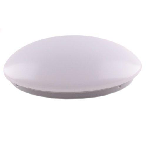 Eterna White 28W 2D Circular Fluorescent Slim Profile Low Energy Fitting.