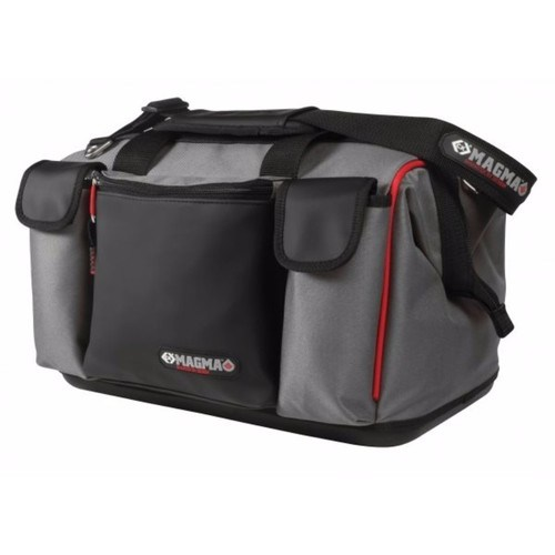 C.K Magma Mini Weatherproof Durable Tool Storage Case Bag with Tough Plastic Base  - Click to view a larger image