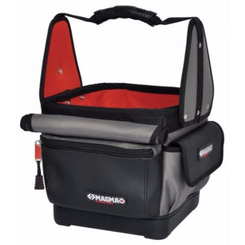 C.K Magma Technicians Heavy Duty Tool Storage Open Tote Bag Case Organiser  - Click to view a larger image
