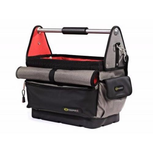 C.K Magma Tradesman & Technician Heavy Duty Tool Storage Open Tote Bag Case  - Click to view a larger image