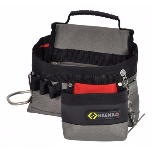 C.K Magma Weatherproof Electricians Tool Storage Belt Pouch  - Click to view a larger image