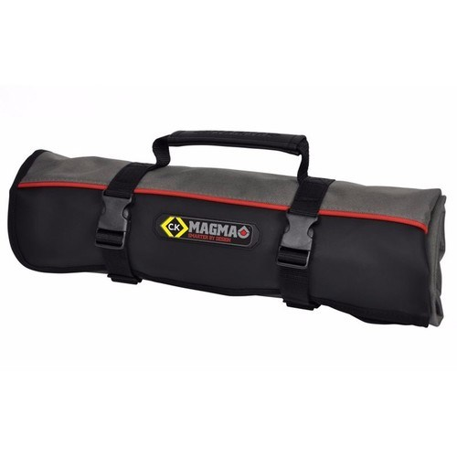 C.K Magma Hand Tool Roll Storage Carry Bag With Durable Strap  - Click to view a larger image