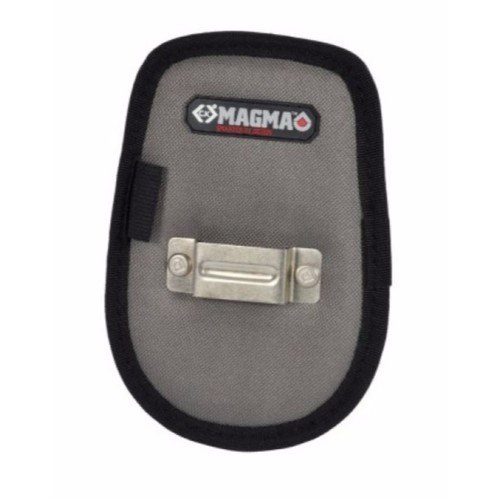 C.K Magma Clip On Tape Measure Holder with Pencil Pen Slot for Toolbelt  - Click to view a larger image