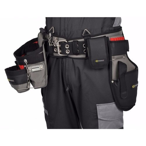 C.K Magma Professional Toolbelt Set with Padded Belt Drill Holster & Tool Pouch  - Click to view a larger image