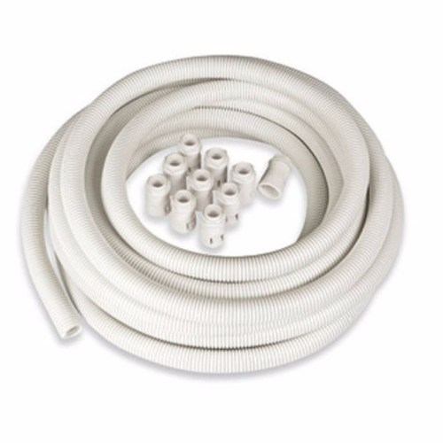Term Tech 25mm Flexible Conduit Contractor Pack - White  - Click to view a larger image