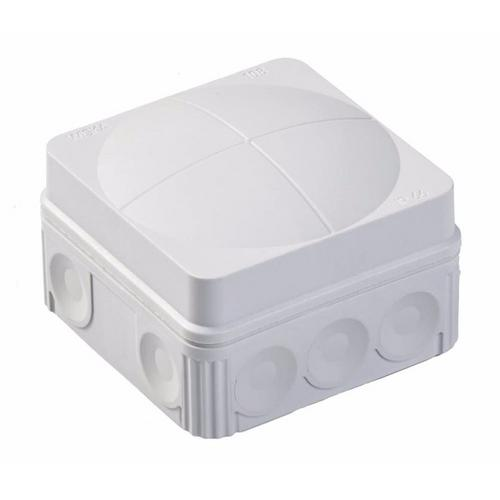 Compare prices for Wiska Combi 108/5 20A Grey IP66 Weatherproof Junction Adaptable Box Enclosure With 5 Way Connector