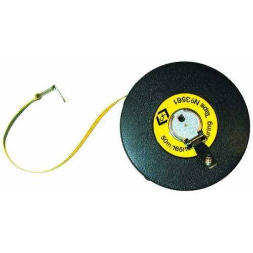 C.K Tools Professional Fibreglass Double sided Measuring Tape 30m  - Click to view a larger image