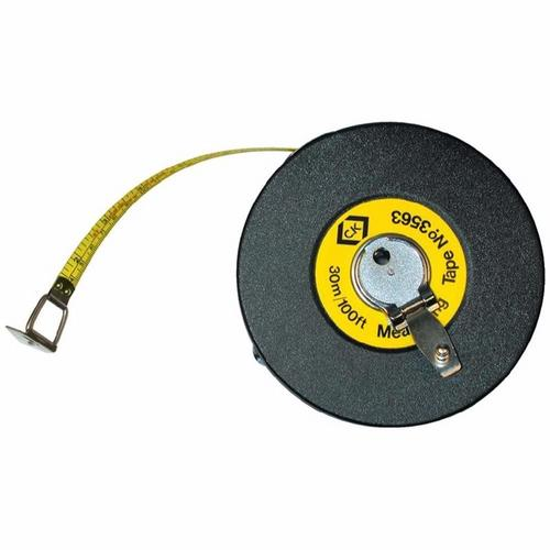 C.K Tools Professional Surveyors Steel Double sided Measuring Tape 30m  - Click to view a larger image
