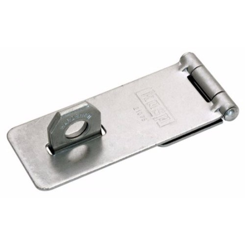Kasp Traditional Hasp and Staples Security Concealed Fixing for Locks  - Click to view a larger image