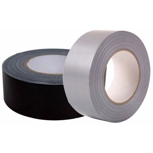 Zexum 50mm Duct Tape 50m Heavy Duty Waterproof Multi-Purpose Adhesive